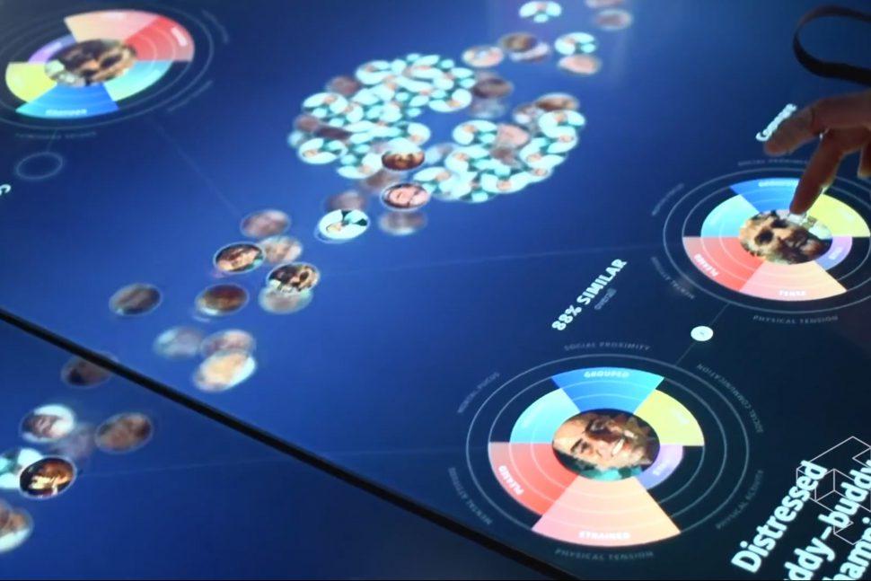 Monitor e touch screen archivi excogitare srl - Tavolo touch screen ...